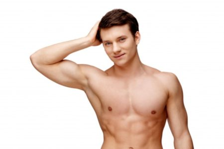 Underarm Waxing for Men