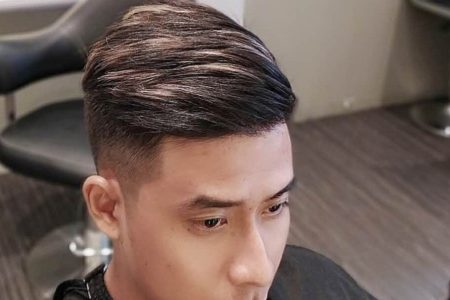 Hairwash + Haircut + Blow for Men