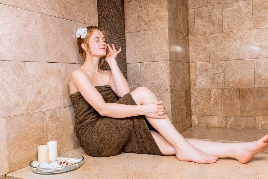 Hammam Ritual and Body Massage (Steam + Sauna) by SpaJelita on Daily Vanity Salon Finder