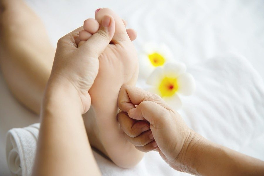 45-Min Foot Massage by Squeeze on Daily Vanity Salon Finder