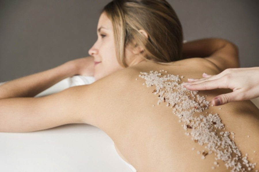 Body Scrub & Wrap by Tiff's Facial House on Daily Vanity Salon Finder