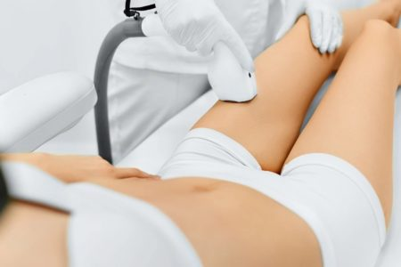 Full Leg Super Hair Removal (SHR)