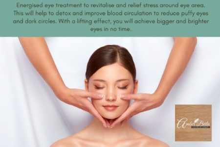 Energy Eye Treatment