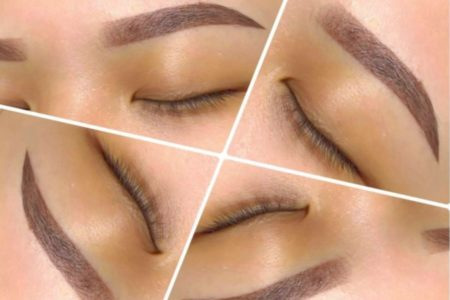 [No CNY Surcharge] 3D Creative Eyebrow Embroidery