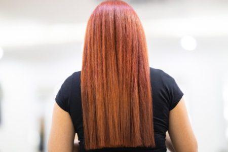 Organic Hair Colouring
