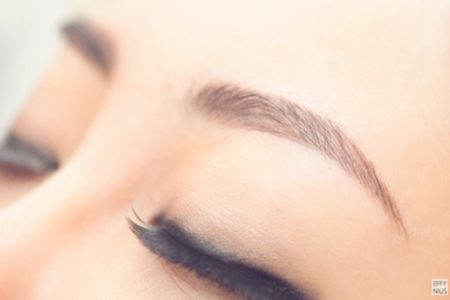 Classic Eyebrow Embroidery