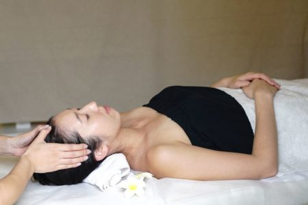 Lymphatic Facial (to maintain youthful look)