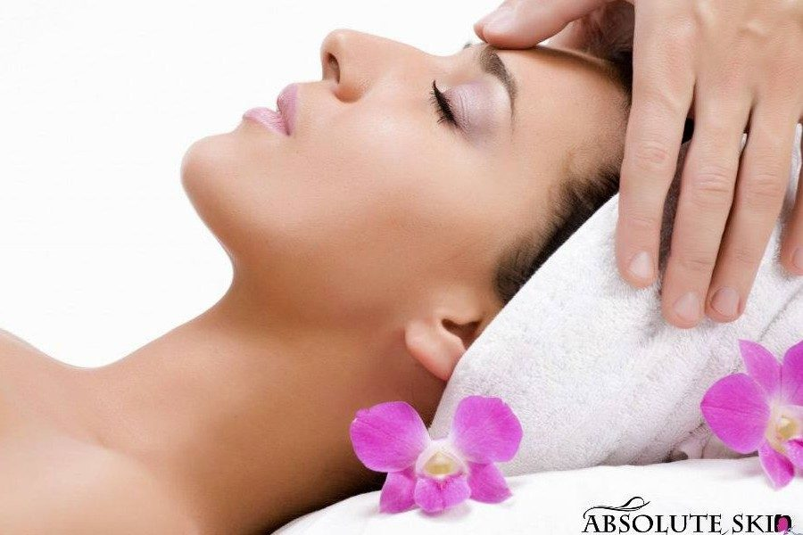 Signature Enzyme Infiltration Facial Treatment by Absolute Skin on Daily Vanity Salon Finder