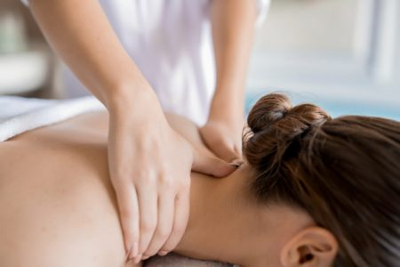 Neck & Shoulder Care Massage