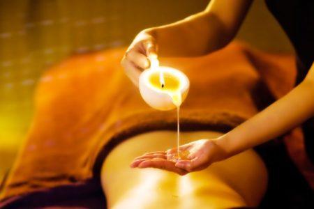 30 mins Hinoki Onsen + 90 mins Zen Candle Therapy Massage