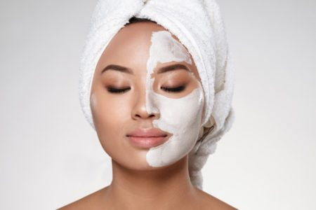 Korean Ginseng Herbal Anti Acne Facial