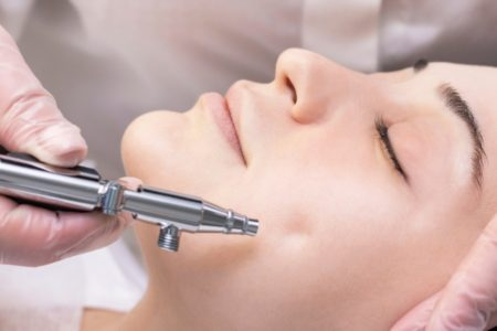 Rejuvenating Oxygen Facial