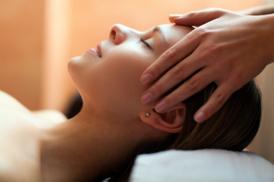 Face Meridian Restorative Therapy by Yú by Spa Infinity on Daily Vanity Salon Finder