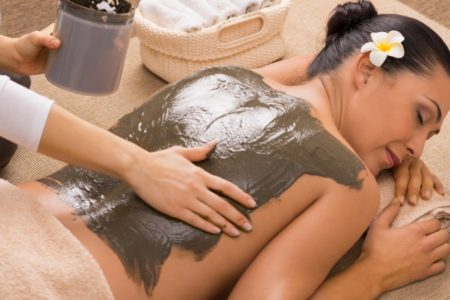 Meridian Body Massage + Moxibustion Mud Treatment