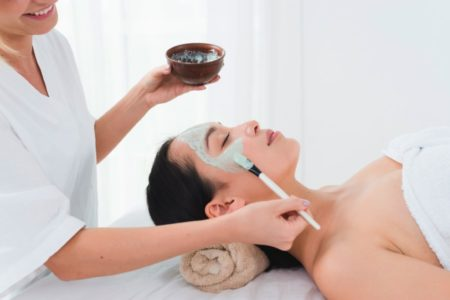 Customised Intensive Facial Treatment & Meridian Eye Treatment