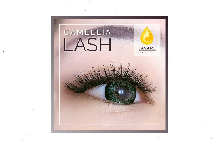 Camellia Eyelash Extension (Unlimited Strand) by Lavare Beauty on Daily Vanity Salon Finder