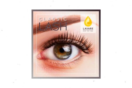 Classic Eyelash Extension (Unlimited Strand)