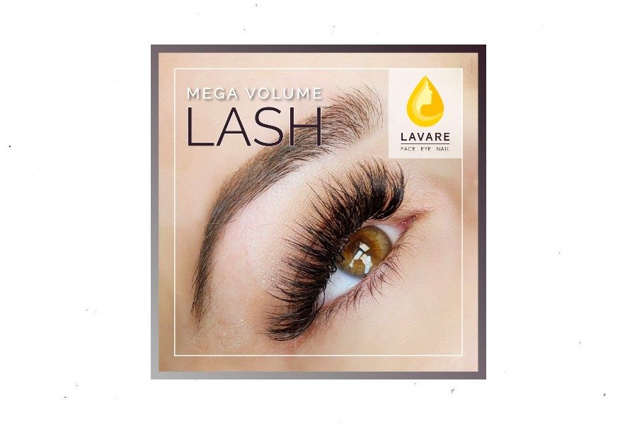 Mega Volume Eyelash Extension (Unlimited Strand) by Lavare Beauty on Daily Vanity Salon Finder