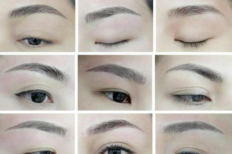 Eyebrow Embroidery by V Love Beauty on Daily Vanity Salon Finder