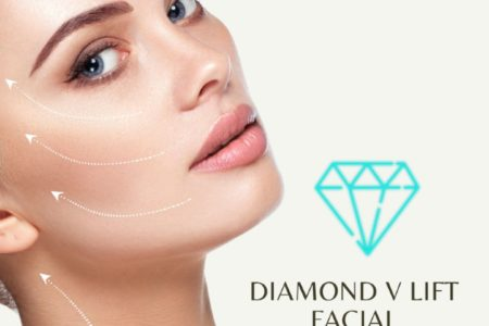 Diamond V Lift Facial