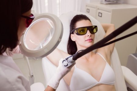 Super Hair Removal (SHR) - Underarm (3 sessions)