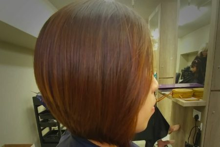 Remodelling Haircut by Award-winning Hair Stylist-Female All Hair Lengths