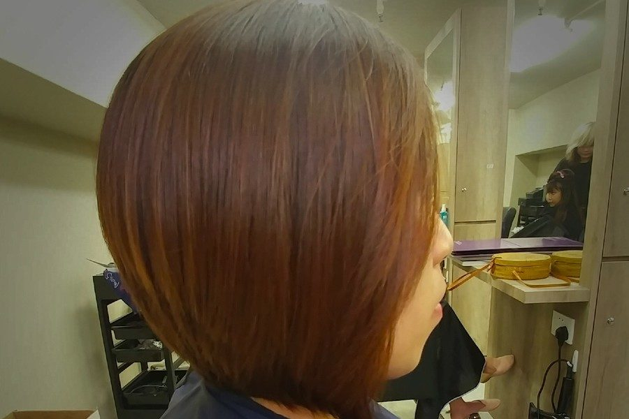 Remodelling Haircut by Award-winning Hair Stylist-Female All Hair Lengths by DSalon by Des Chow on Daily Vanity Salon Finder