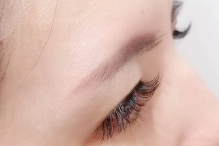 Single Eyelash (Sable) - 100 lashes