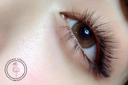 Volume Eyelash (3D) - 300-380 lashes