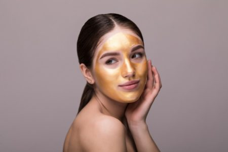 Korean 24K Gold Brighten & Lifting Facial