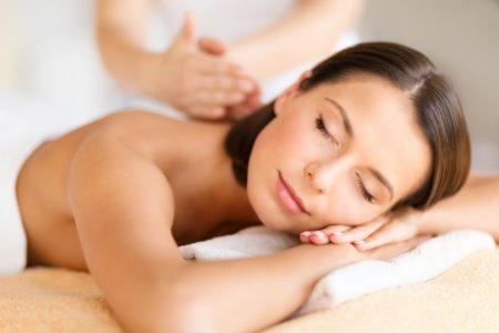 De-stress Body Massage