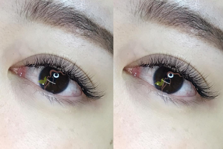Single eyelash extension