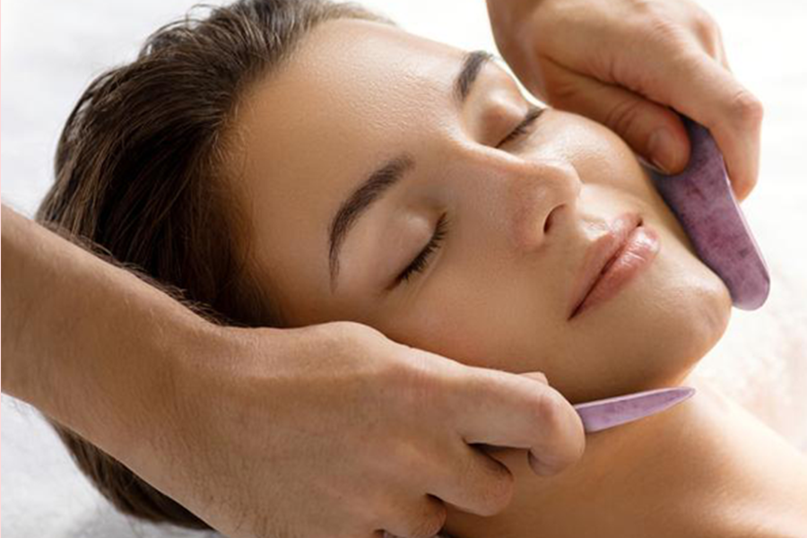 Gua Sha Face Detox (Trial) by TARABLISS Skin Health & Wellness on Daily Vanity Salon Finder