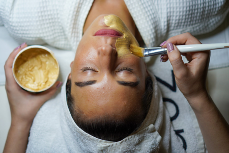 24k Gold Facial - 1 Session