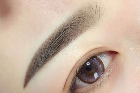 Power Gradient Eyebrow Embroidery - 1 Session