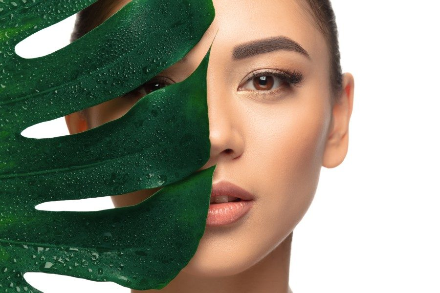Chlorophyll anti acne treatment by F.G Beauty House on Daily Vanity Salon Finder