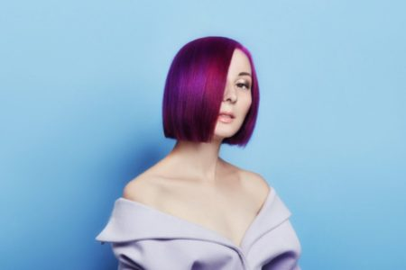 Ammonia-free Hair Colouring (Up to Chin length)