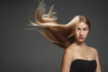 Keratin Control Hair Treatment From Italy (Up To Bra Strap Length)