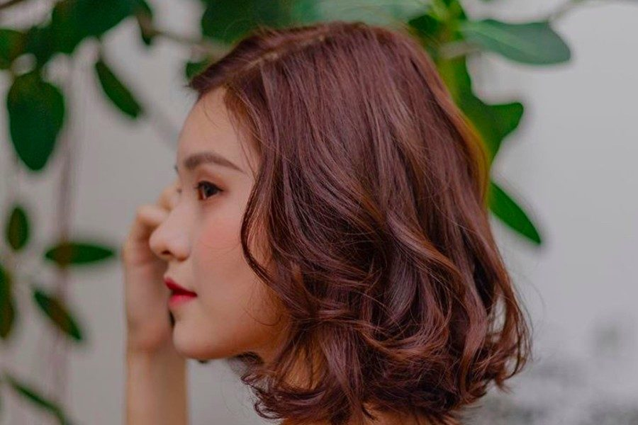 Hair Colouring + Haircut (Chest Length) by haarAttic on Daily Vanity Salon Finder