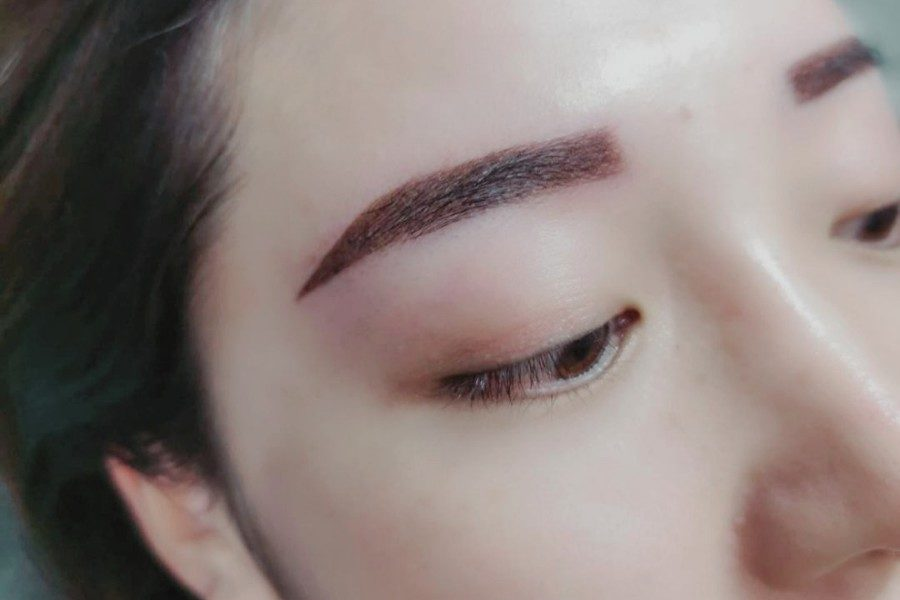 Eyebrow Embroidery - Single base brow by MyLash Singapore on Daily Vanity Salon Finder