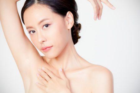 GLO Broadband Light Hair Removal Treatment - Underarm
