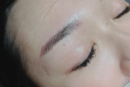 Classic Brow Embroidery - 3D single stroke brow