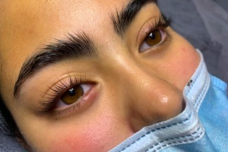 Filler Lash Lift - Appearance of thicker and longer natural eyelashes